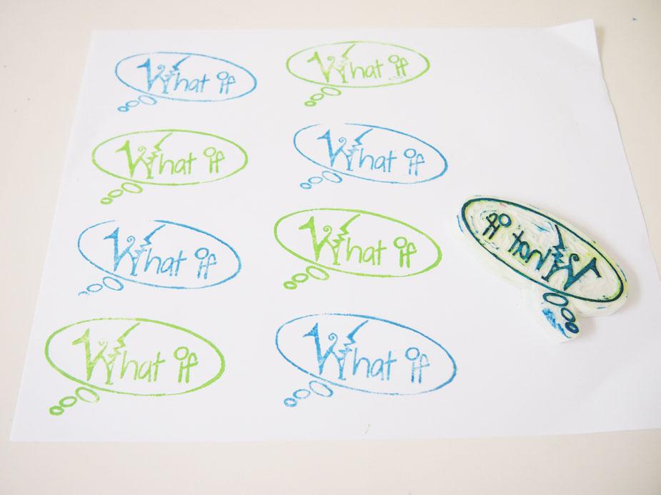 Logo Stamps I