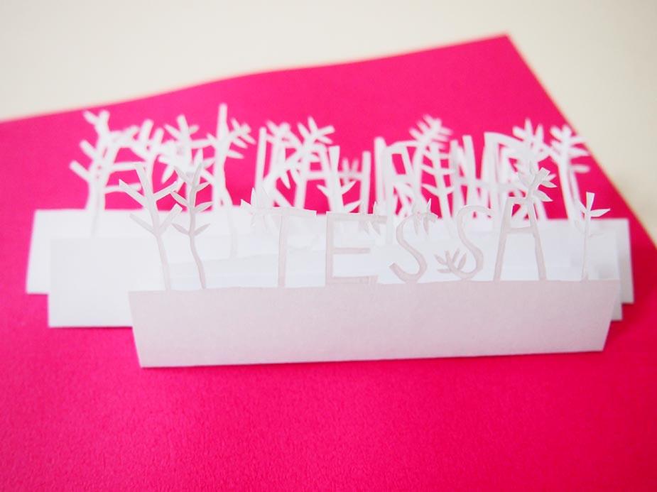 Papercut, February