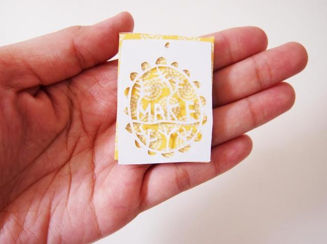 Papercut Jewelry