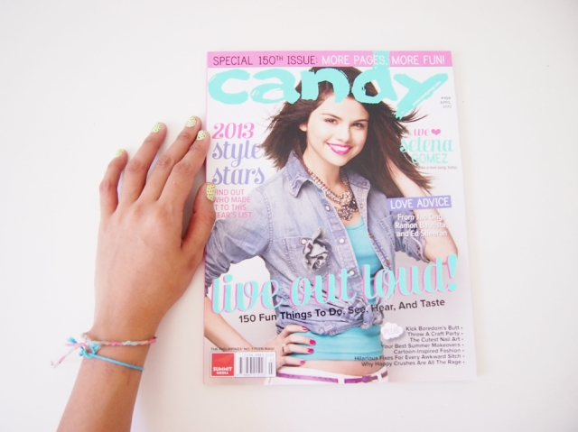 Candy Mag April Issue