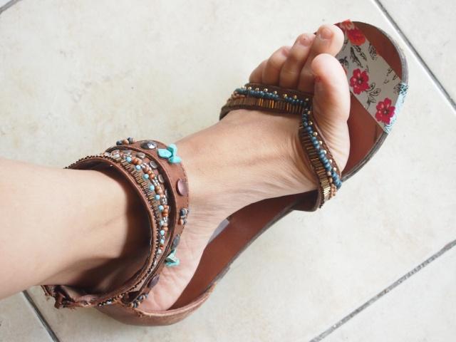 Crafty Sandals